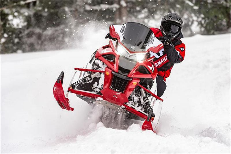 2019 Yamaha Sidewinder X-TX SE 141 in Fond Du Lac, Wisconsin - Photo 7