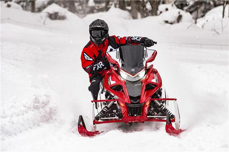 2019 Yamaha Sidewinder X-TX SE 141 in Derry, New Hampshire - Photo 8
