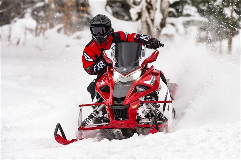 2019 Yamaha Sidewinder X-TX SE 141 in Fond Du Lac, Wisconsin - Photo 9
