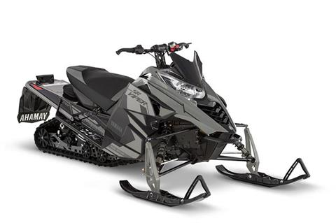 2019 Yamaha SRViper L-TX in Johnson Creek, Wisconsin - Photo 2