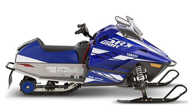 2019 Yamaha SRX120R in Belle Plaine, Minnesota - Photo 3
