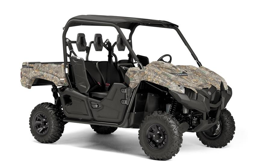 2019 Yamaha Viking EPS in Hancock, Michigan