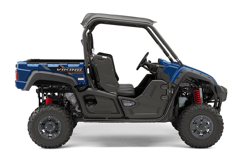 2019 Yamaha Viking EPS SE in Sacramento, California