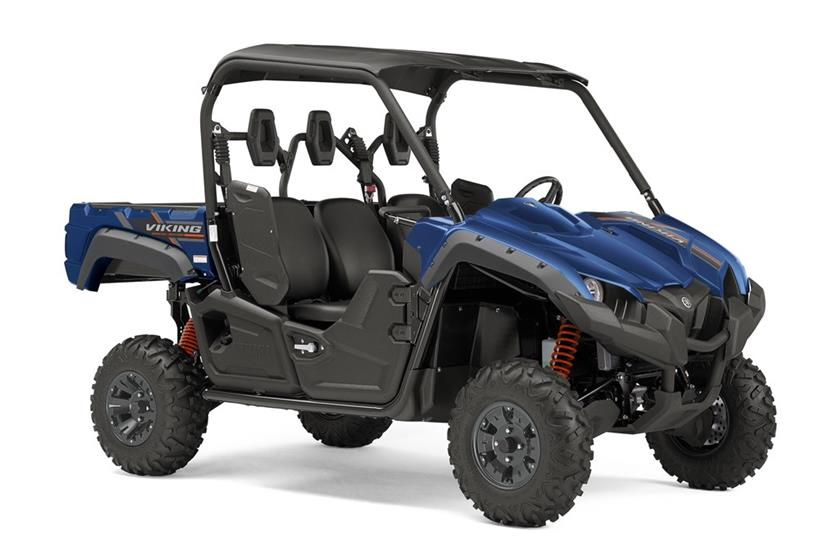 2019 Yamaha Viking EPS SE in Hutchinson, Minnesota