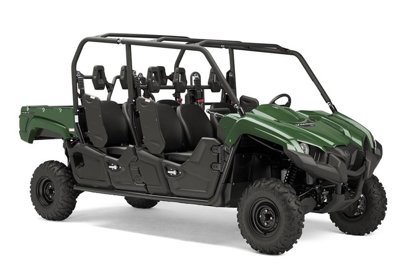2019 Yamaha Viking VI EPS in Janesville, Wisconsin