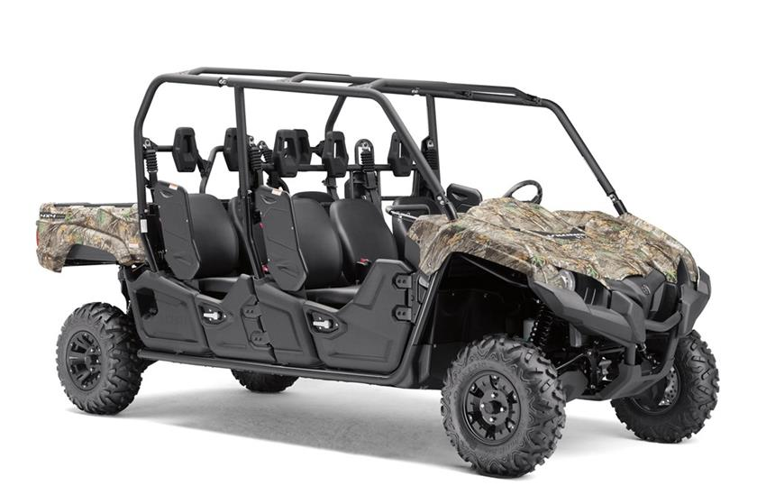 2019 Yamaha Viking VI EPS in Zulu, Indiana
