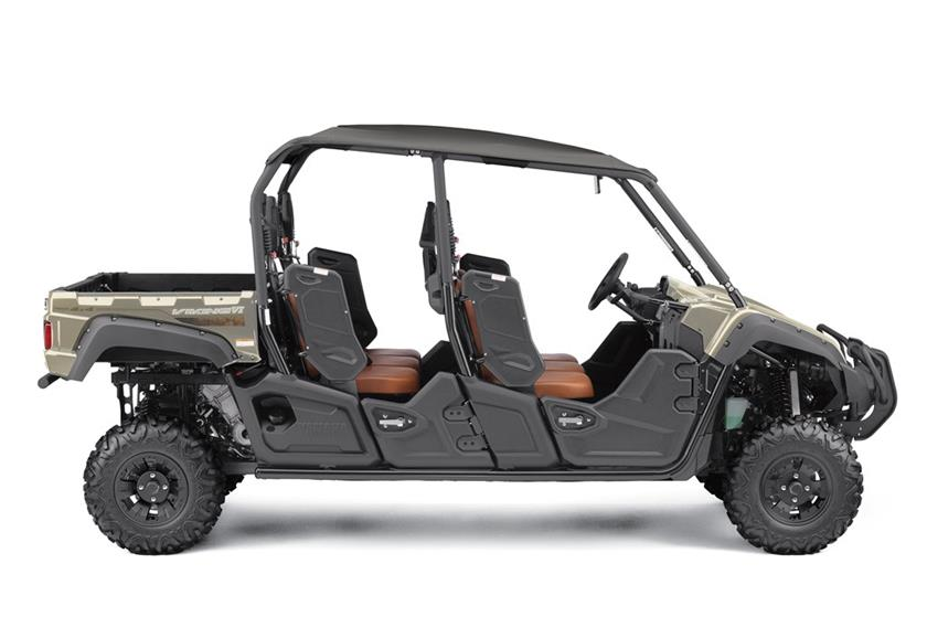 2019 Yamaha Viking VI EPS Ranch Edition in Merced, California