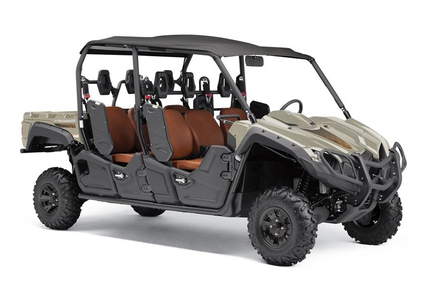2019 Yamaha Viking VI EPS Ranch Edition in Panama City, Florida