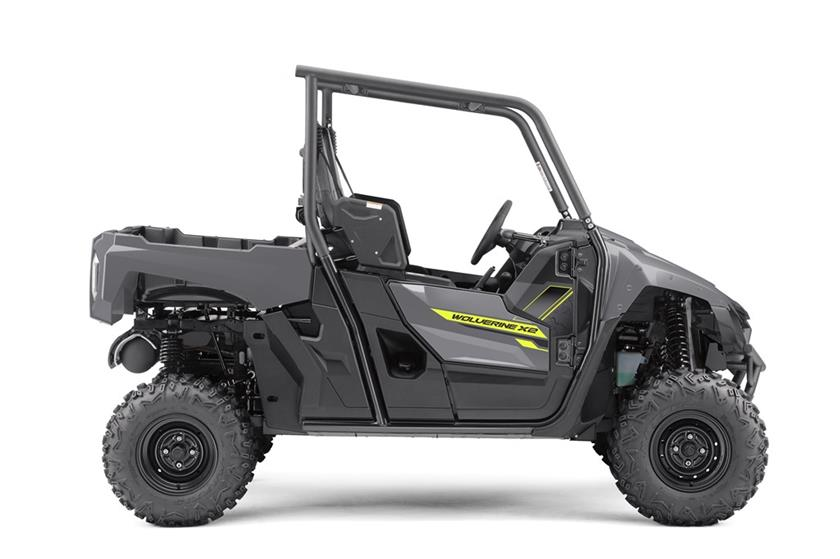 2019 Yamaha Wolverine X2 in Mount Vernon, Ohio