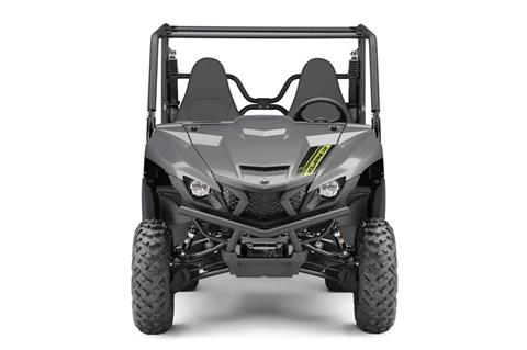2019 Yamaha Wolverine X2 in Asheville, North Carolina