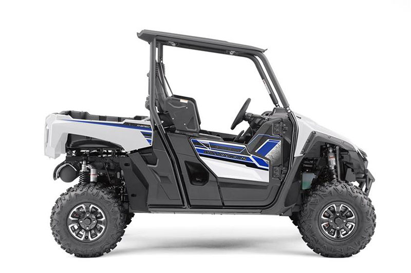 2019 Yamaha Wolverine X2 R-Spec in Lewiston, Maine