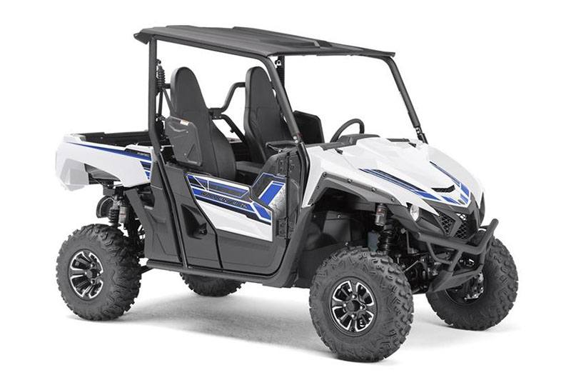 2019 Yamaha Wolverine X2 R-Spec in Waynesburg, Pennsylvania - Photo 3