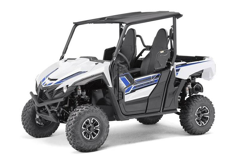 2019 Yamaha Wolverine X2 R-Spec in Ebensburg, Pennsylvania - Photo 4