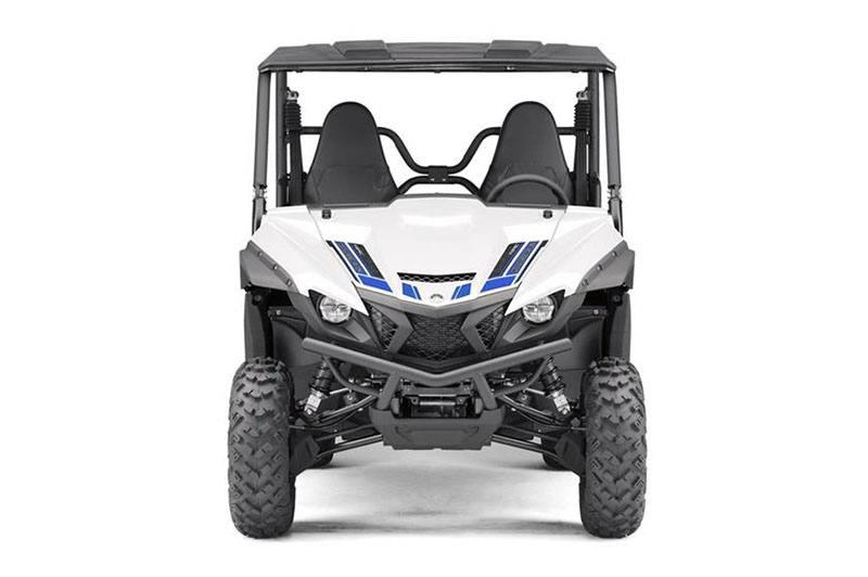 2019 Yamaha Wolverine X2 R-Spec in Janesville, Wisconsin - Photo 5