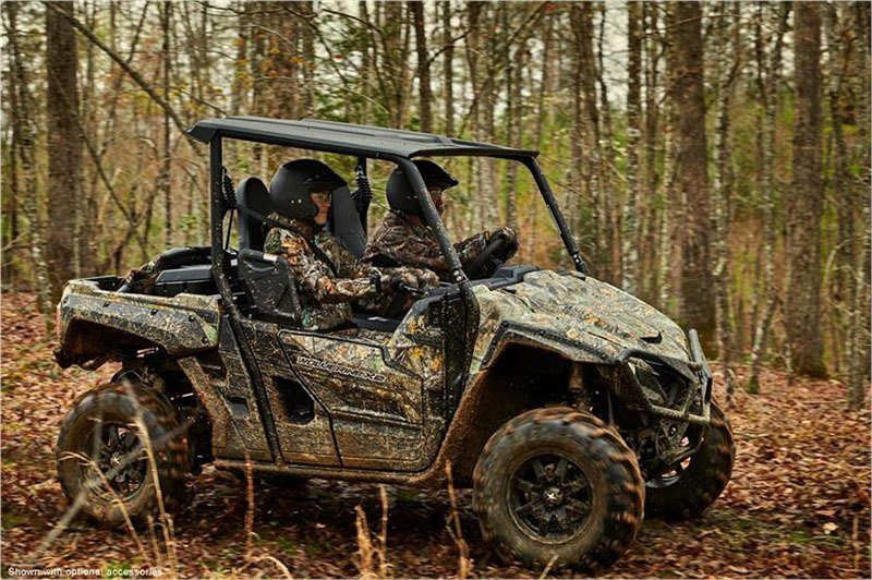 Yamaha Wolverine  Accessories