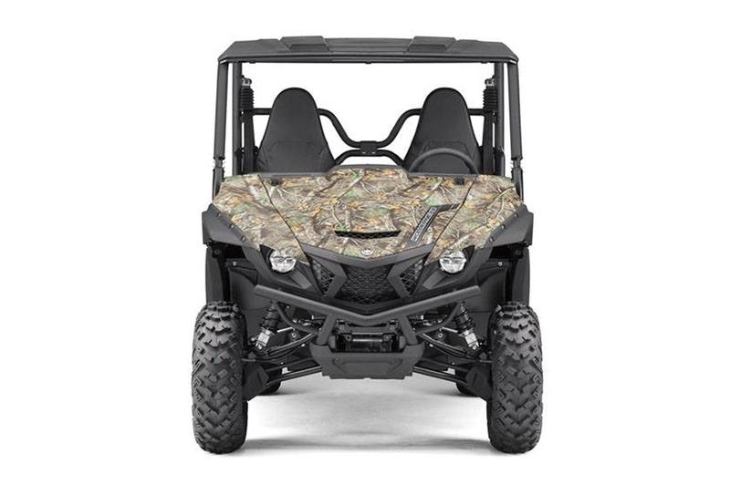 2019 Yamaha Wolverine X2 R-Spec in Brewton, Alabama