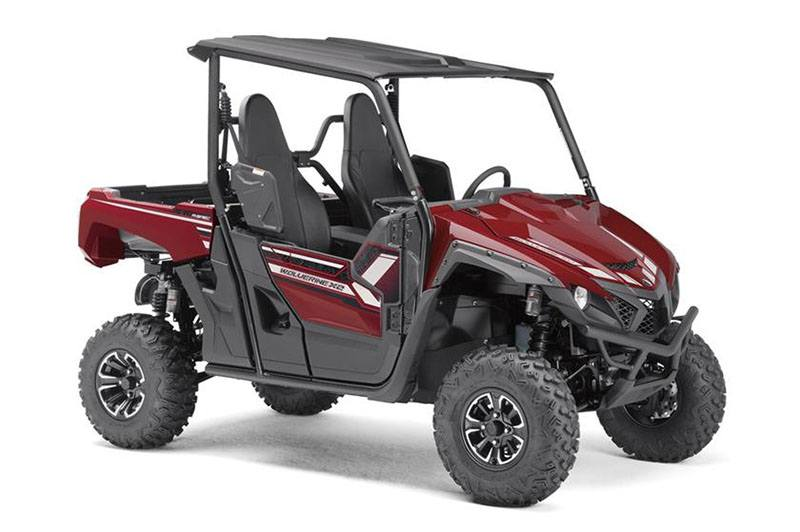 2019 Yamaha Wolverine X2 R-Spec in Billings, Montana