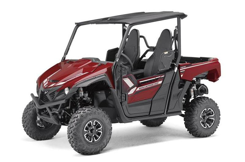 2019 Yamaha Wolverine X2 R-Spec in Panama City, Florida