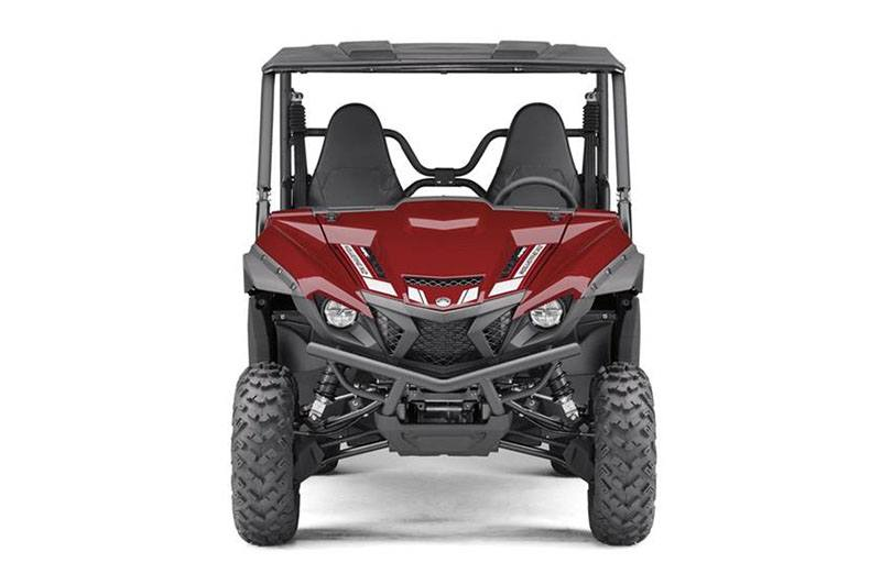 2019 Yamaha Wolverine X2 R-Spec in Brilliant, Ohio - Photo 5
