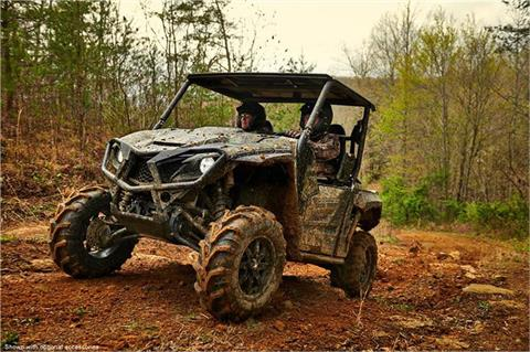 2019 Yamaha Wolverine X2 R-Spec in Greenville, South Carolina