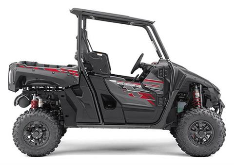 2019 Yamaha Wolverine X2 R-Spec SE in Sumter, South Carolina