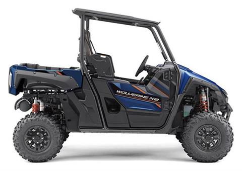 2019 Yamaha Wolverine X2 R-Spec SE in Lewiston, Maine