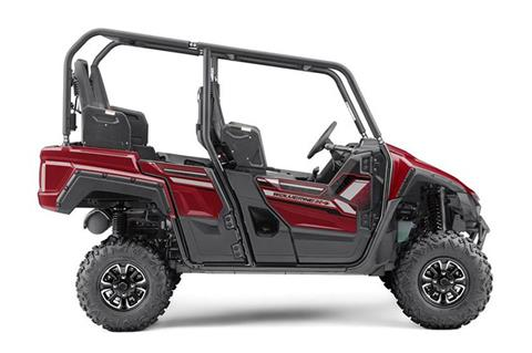 2019 Yamaha Wolverine X4 in Baldwin, Michigan