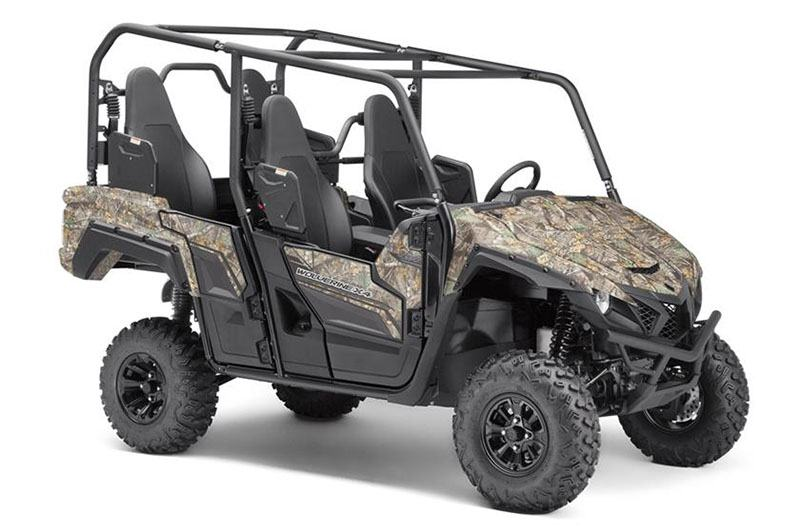 2019 Yamaha Wolverine X4 in Johnson City, Tennessee