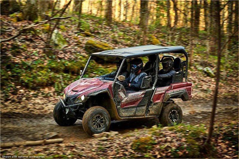2019 Yamaha Wolverine X4 in Coloma, Michigan