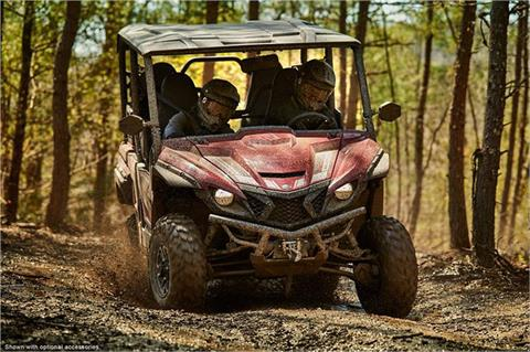 2019 Yamaha Wolverine X4 in Hancock, Michigan