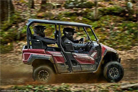 2019 Yamaha Wolverine X4 in Lewiston, Maine - Photo 7