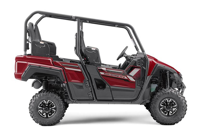 2019 Yamaha Wolverine X4 in Mount Pleasant, Texas - Photo 1