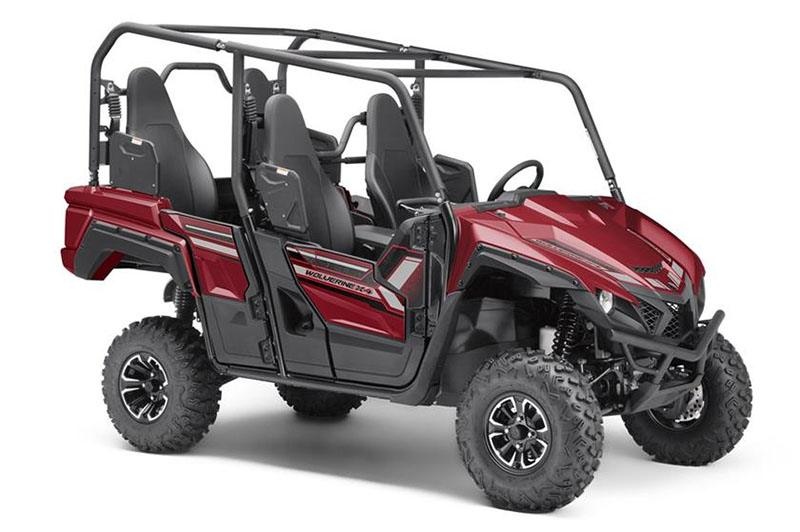 2019 Yamaha Wolverine X4 in Waynesburg, Pennsylvania - Photo 2