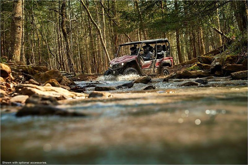 2019 Yamaha Wolverine X4 in Concord, New Hampshire - Photo 5