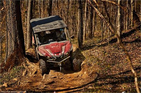 2019 Yamaha Wolverine X4 in Greenville, North Carolina - Photo 6