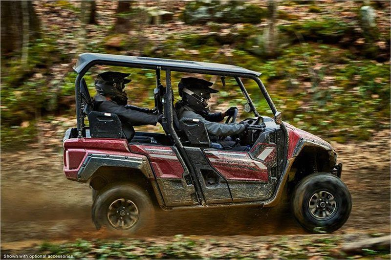 2019 Yamaha Wolverine X4 in Derry, New Hampshire