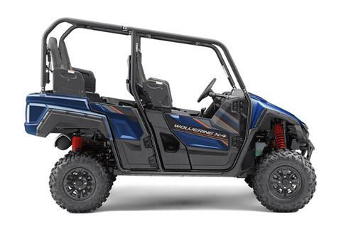 2019 Yamaha Wolverine X4 SE in Coloma, Michigan
