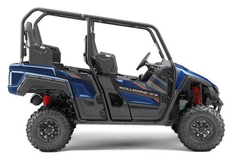 2019 Yamaha Wolverine X4 SE in Greenville, North Carolina