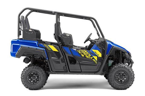 2019 Yamaha Wolverine X4 SE in Albemarle, North Carolina