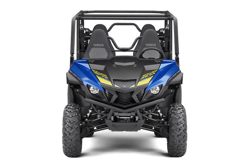 2019 Yamaha Wolverine X4 SE in Galeton, Pennsylvania - Photo 3