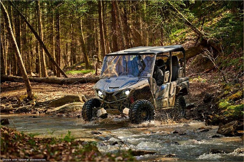 2019 Yamaha Wolverine X4 SE in Tyrone, Pennsylvania - Photo 6