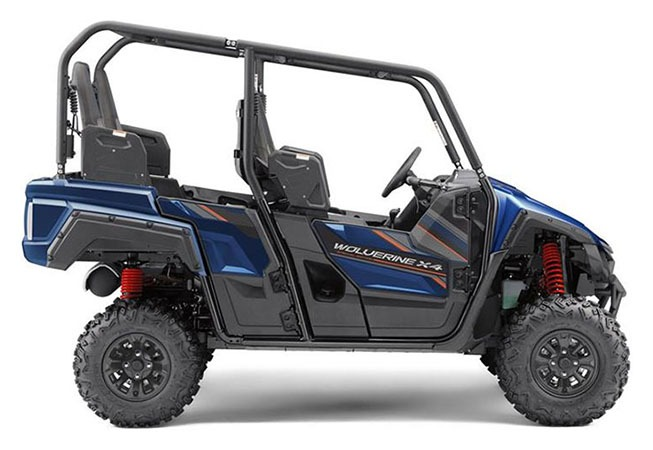 2019 Yamaha Wolverine X4 Se In San Jose California