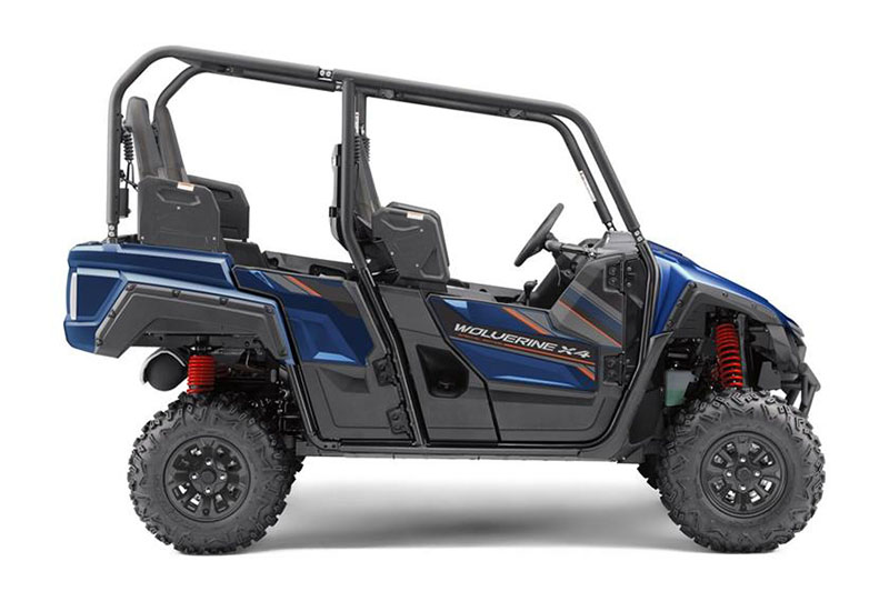 2019 Yamaha Wolverine X4 SE in Harrisburg, Illinois