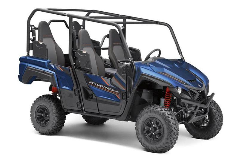 2019 Yamaha Wolverine X4 SE in Merced, California - Photo 2