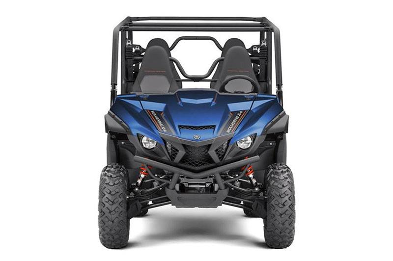 2019 Yamaha Wolverine X4 SE in Statesville, North Carolina - Photo 3