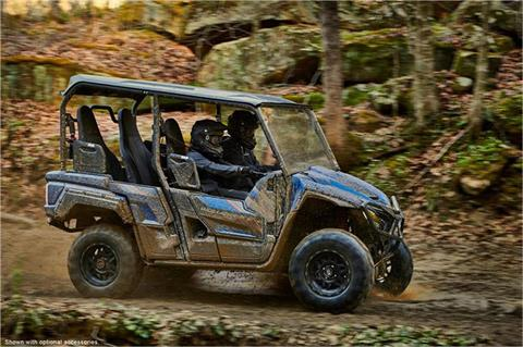 2019 Yamaha Wolverine X4 SE in Albemarle, North Carolina - Photo 7
