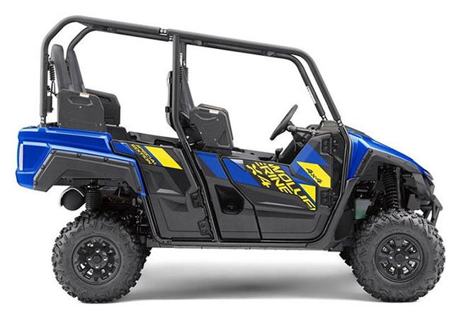 2019 Yamaha Wolverine X4 SE in Galeton, Pennsylvania - Photo 1