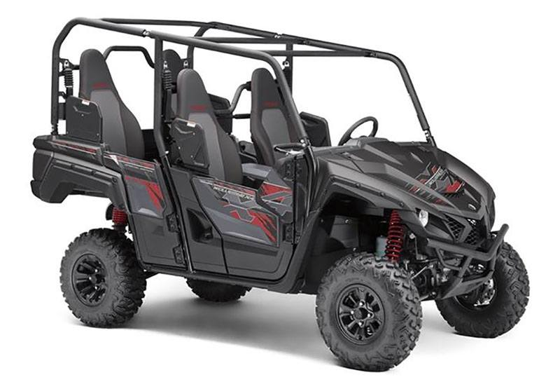 2019 Yamaha Wolverine X4 SE in Johnson Creek, Wisconsin