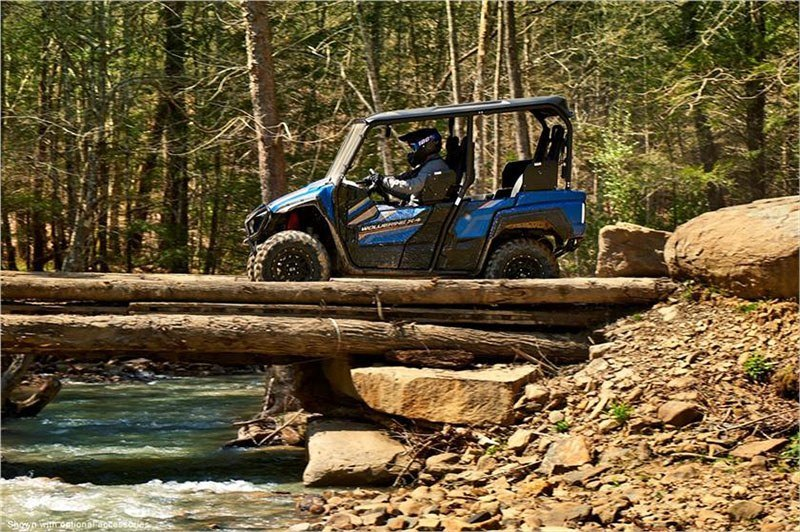 2019 Yamaha Wolverine X4 SE in Spencerport, New York - Photo 4