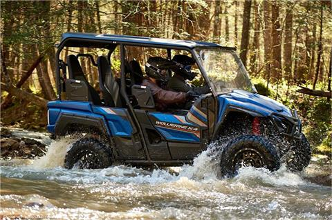 2019 Yamaha Wolverine X4 SE in Spencerport, New York - Photo 8